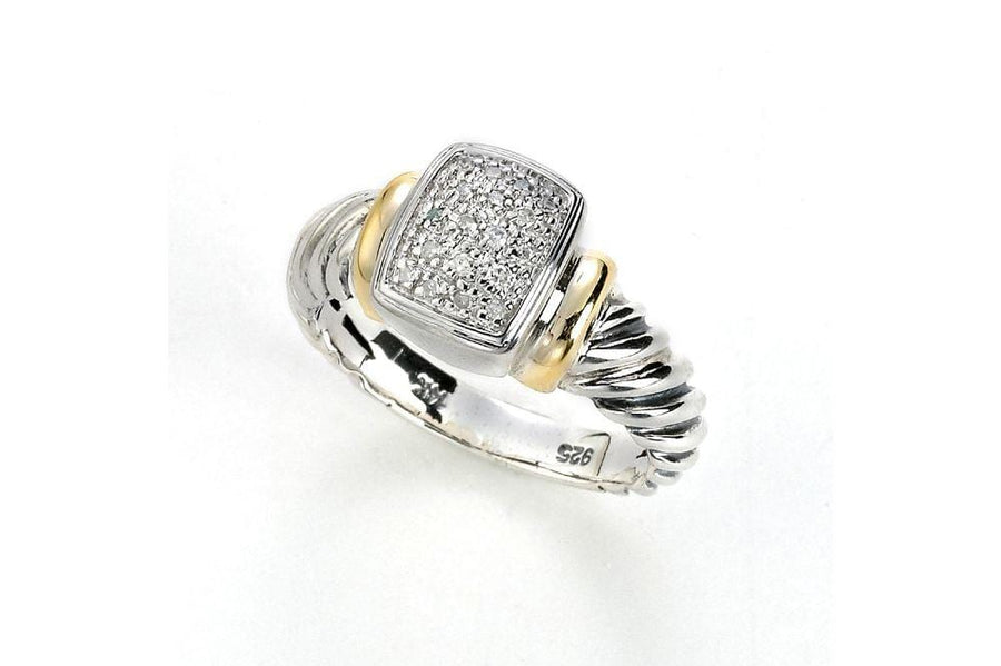 Samuel B RING Susut Ring Diamond / 5