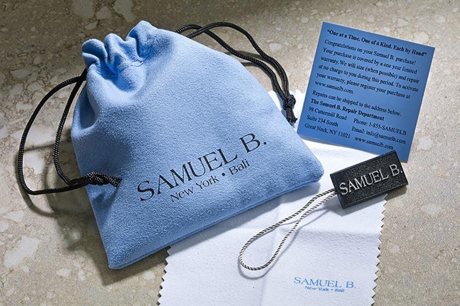 Samuel B EARRING PENIDA EARRINGS DIAMOND