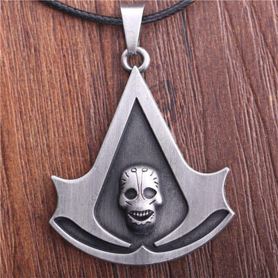 Anime Assassin's Creed IV Necklace - ComicSense