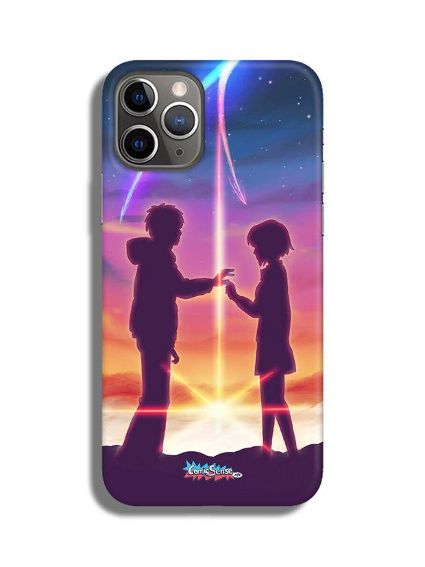 Anime First Connection Mobile Cover - ComicSense