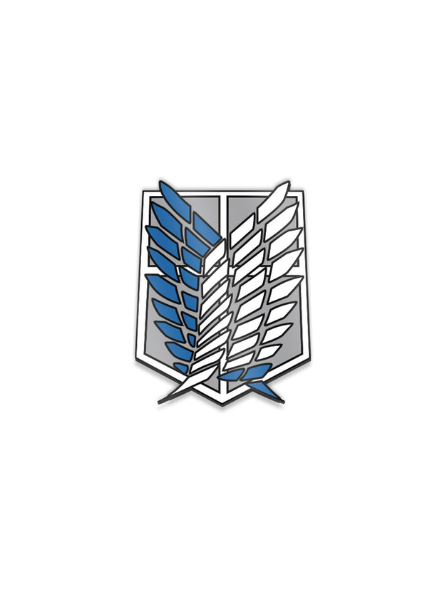 Anime Survey Corps Logo Pin - ComicSense