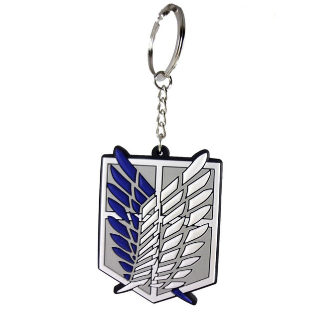 Anime Scout Legion Logo Double Sided Keychain - ComicSense