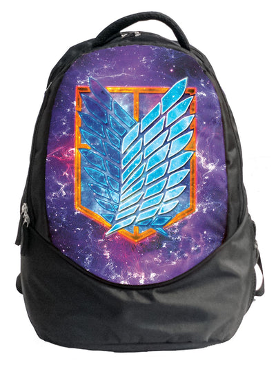 Anime Survey Corps Logo Backpack - ComicSense
