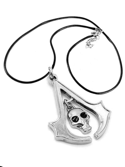 Anime Assassin's Creed Necklace - ComicSense
