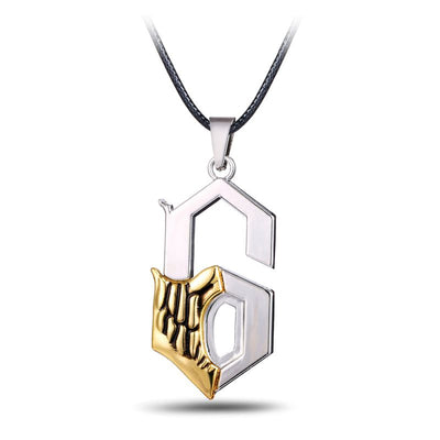 Anime Grimmjow Logo Necklace - ComicSense
