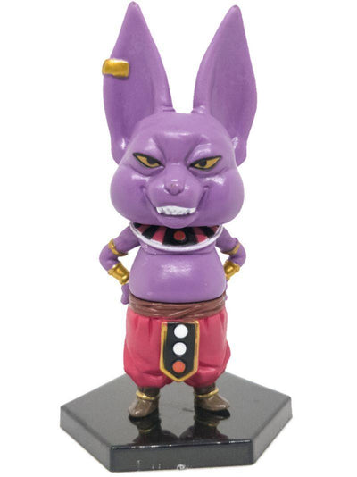 Anime Champa (God Of Destruction) Chibi Figure - ComicSense