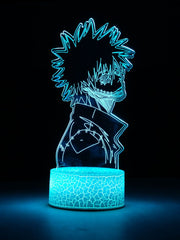 Blueflame Led Night Lamp (Multi Color)