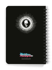 Death Note Spiral Sketchbook (Blank Pages) Anime Notebooks by ComicSense