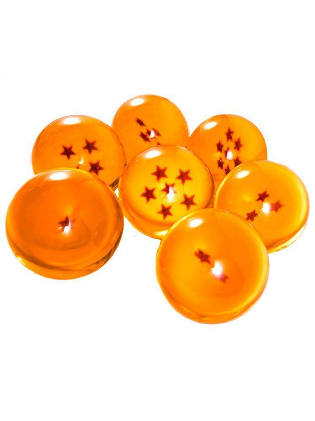 Anime 7 Dragon Balls Set (4cm) - ComicSense