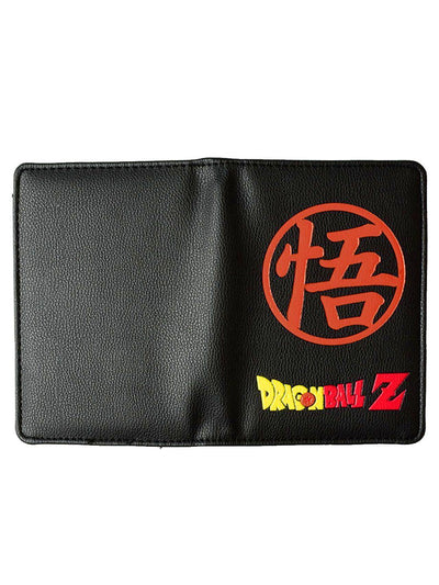 Anime Dragon Ball Z Passport Holder (Black) - ComicSense