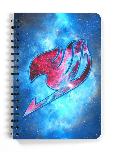 Anime Fairy Tail Guild Spiral Notebook - ComicSense