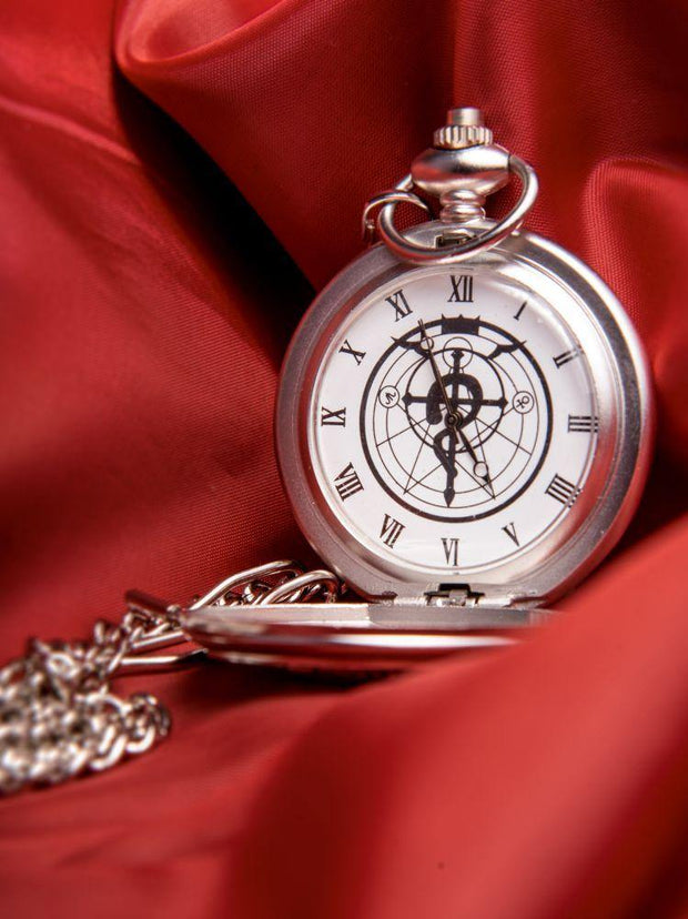 Fullmetal Alchemist Pocket Watch Anime Cosplay by ComicSense