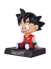 Anime Goku Bobble Head (Mobile Holder) - ComicSense