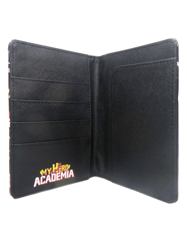 Anime My Hero Academia Passport Holder - ComicSense