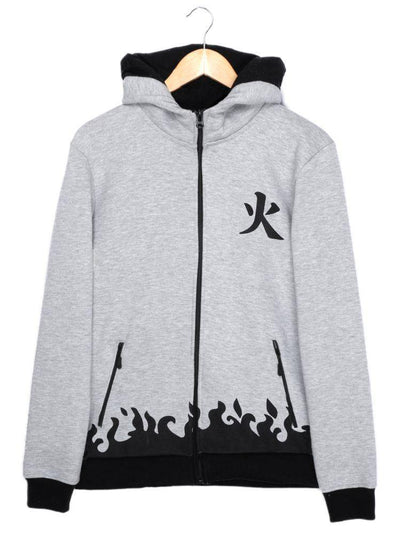 4th Hokage Hoodie Anime Hoodies by ComicSense