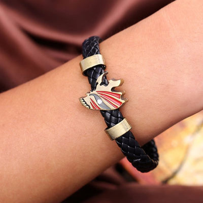 Anime Ichigo Hollow Mask Bracelet - ComicSense