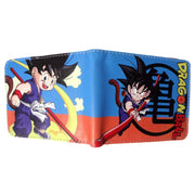 Anime Kid Goku Wallet - ComicSense