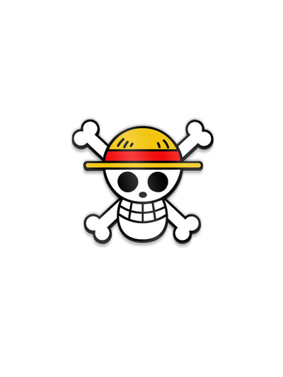 Straw Hat Pirates Logo Pin Anime Pins by ComicSense