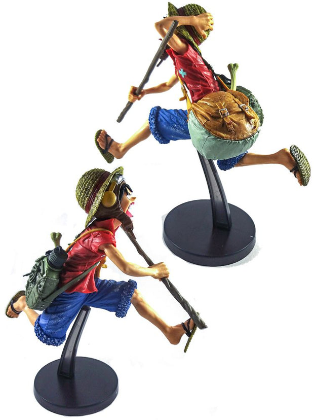 Anime Monkey D Luffy Action Figure - ComicSense