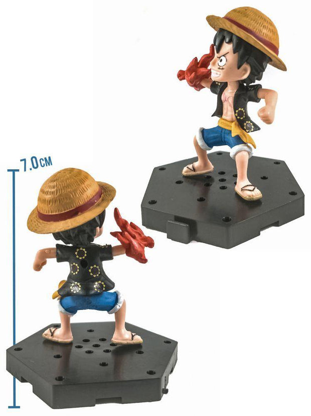Anime Monkey D Luffy Small Figurine - ComicSense