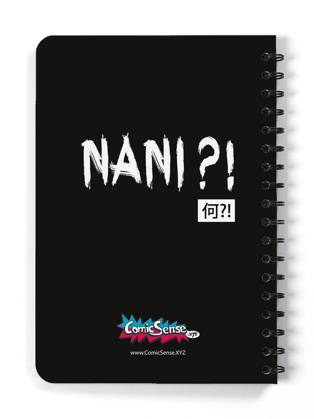 Anime Nani ?! Notebook - ComicSense