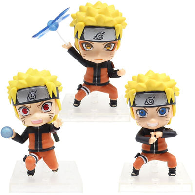 Anime Naruto Power Modes Action Figure (Choose One) - ComicSense
