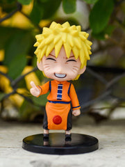 Anime Naruto Chibi Figurine (Version: Alternate Dimension) - ComicSense
