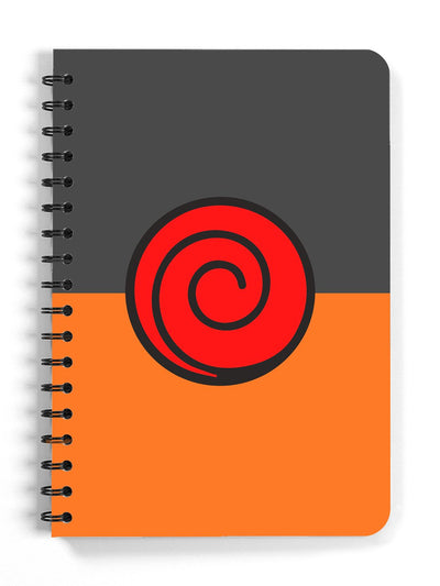 Anime Uzumaki Vs Uchiha Notebook - ComicSense