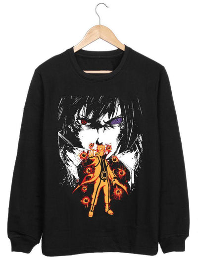 Battle of Final Forms (Sweatshirt) Anime Hoodies by ComicSense