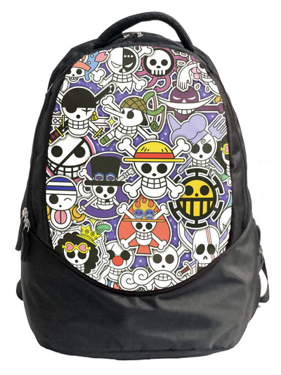 Anime Pirates' Flags Backpack - ComicSense