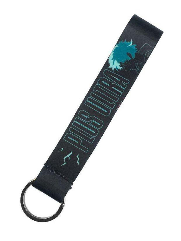 Go Beyond Plus Ultra Lanyard Keychain Anime by ComicSense