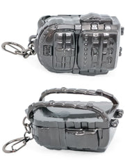 Anime PUBG Level 3 Backpack Keychain - ComicSense