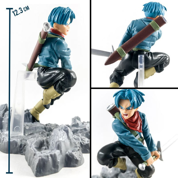 Anime Trunks Action Figure - ComicSense