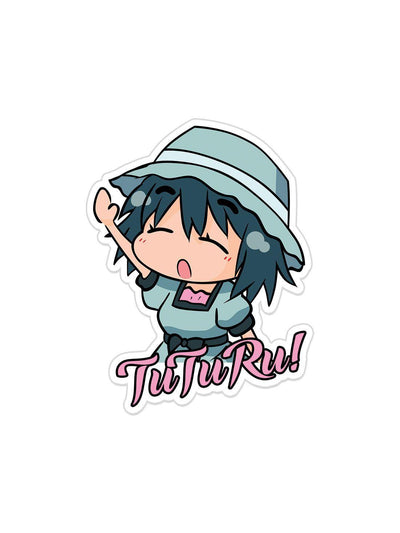 Anime Tuturu Sticker - ComicSense