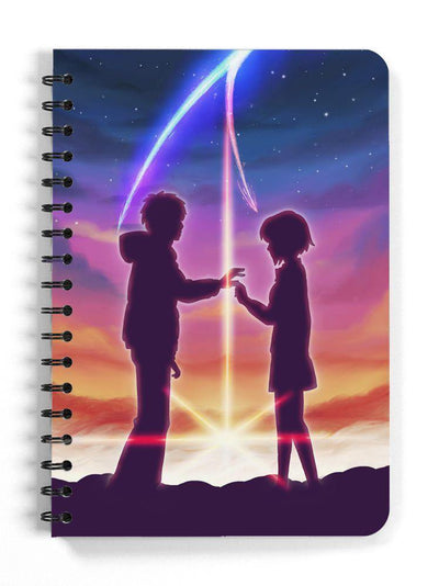 Anime Kimi no Na wa Spiral Sketchbook (Blank Pages) - ComicSense