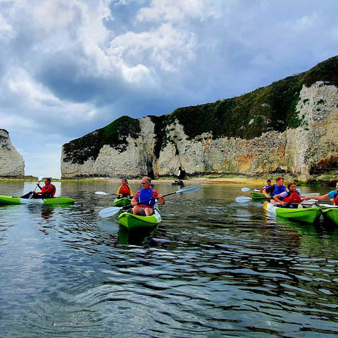 Old Harry Kayak Trip Voucher Booking