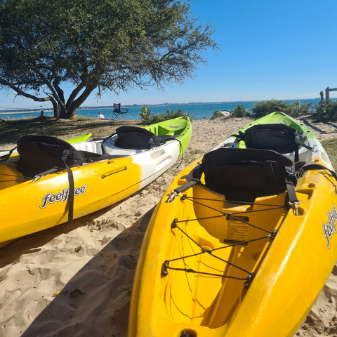Single Kayak Hire