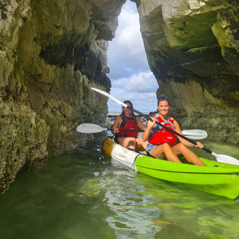 Old Harry Rocks Kayak BBQ Experience