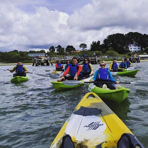 Kayak Taster Session