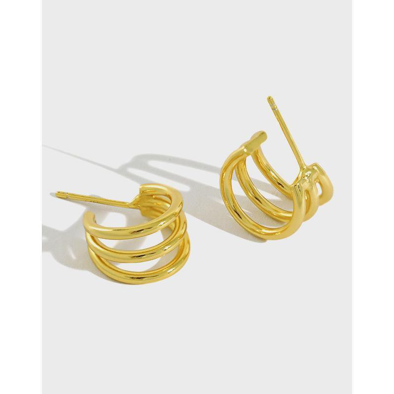 Tri-layered hoops - AXHEA