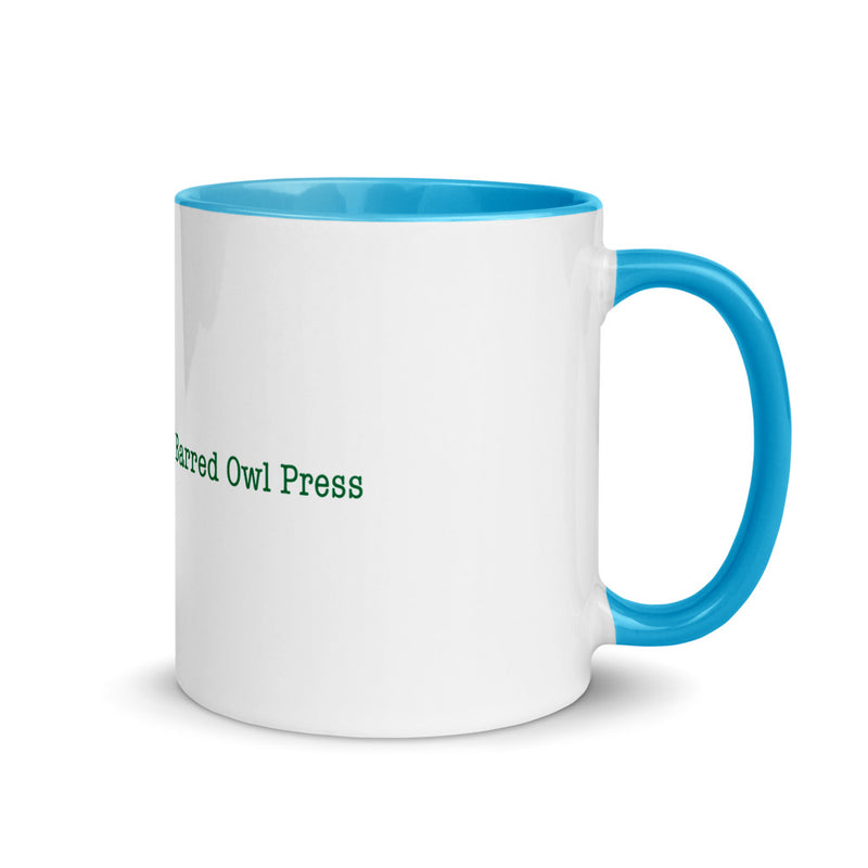 Barred Owl Press mug
