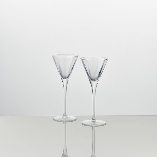 The Sidecar Martini Glass