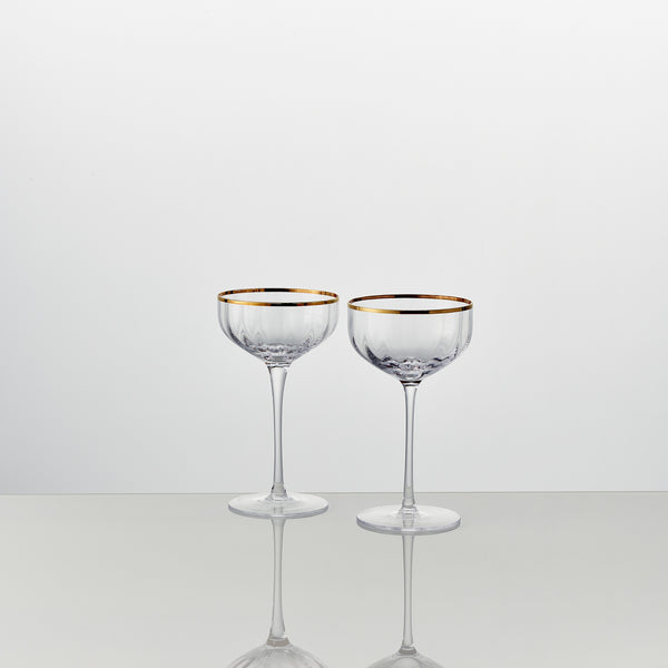 The Sidecar Cocktail Glass