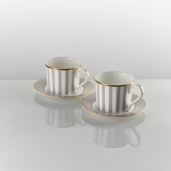 The Signature Tea Cup and Saucer
