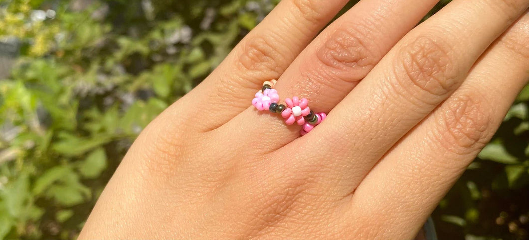 Pinks Baby Ring