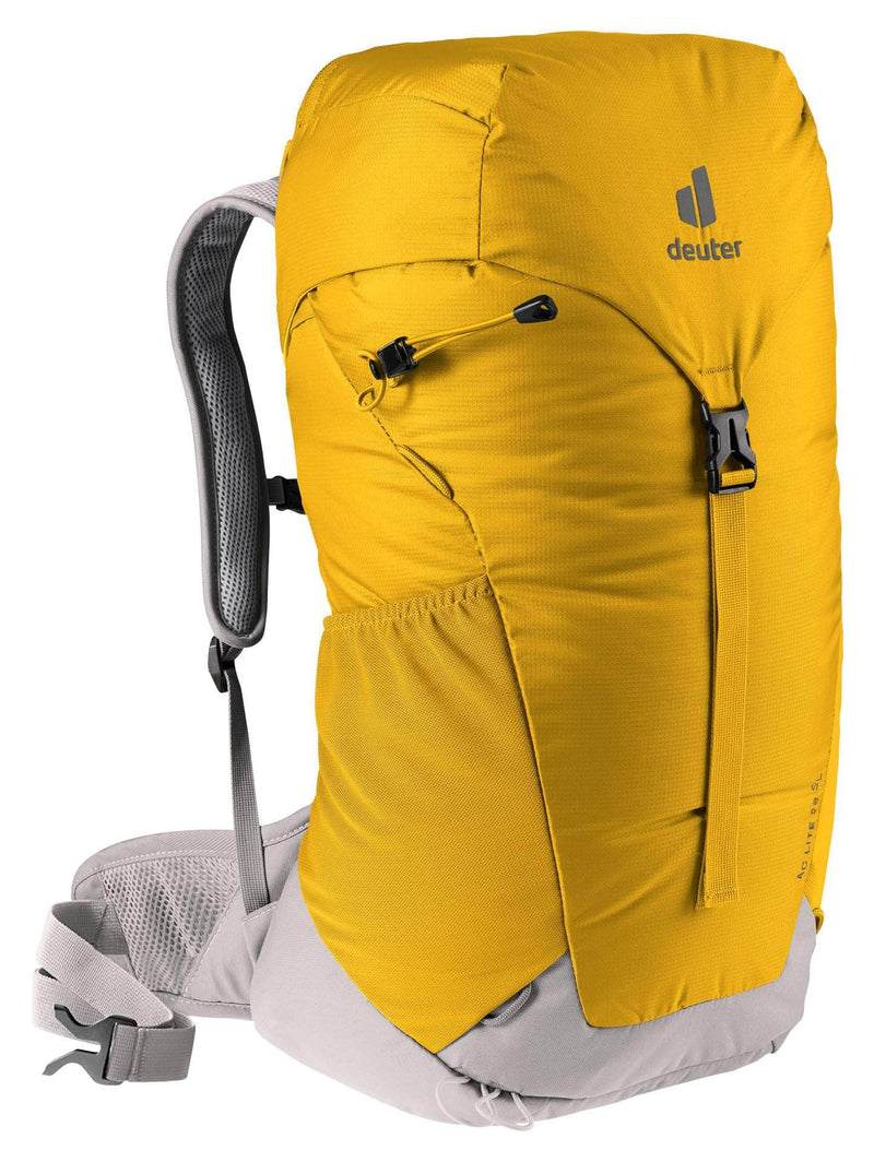 Deuter AC Lite 28 SL női túrahátizsák Sárga - Curry-pepper Forest Outdoor DEUTER