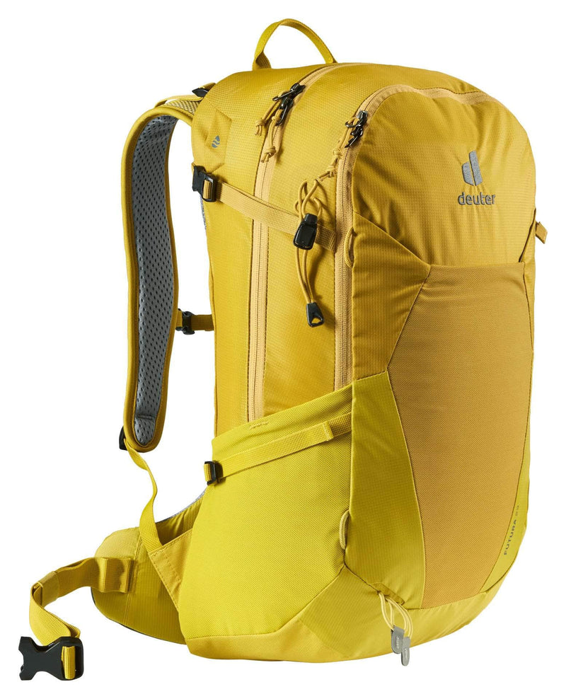 Deuter Futura 23 túrahátizsák Sárga - Turmeric-greencurry Forest Outdoor DEUTER