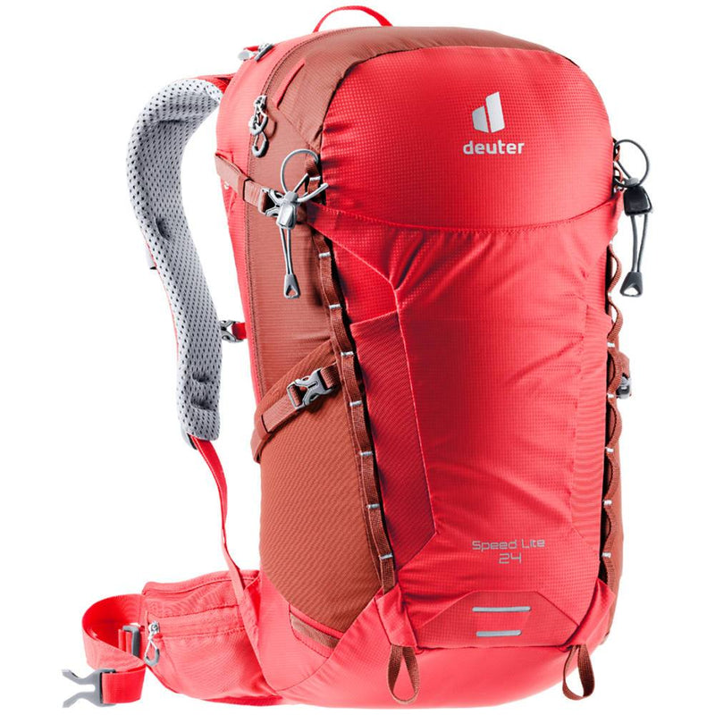 Deuter Speed Lite 24 túrahátizsák Piros - Chili-lava Forest Outdoor DEUTER