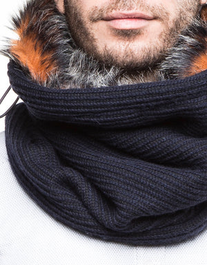 Mens scarf, winter scarf, infinity scarf, mens winter scarf, mens cowl scarf