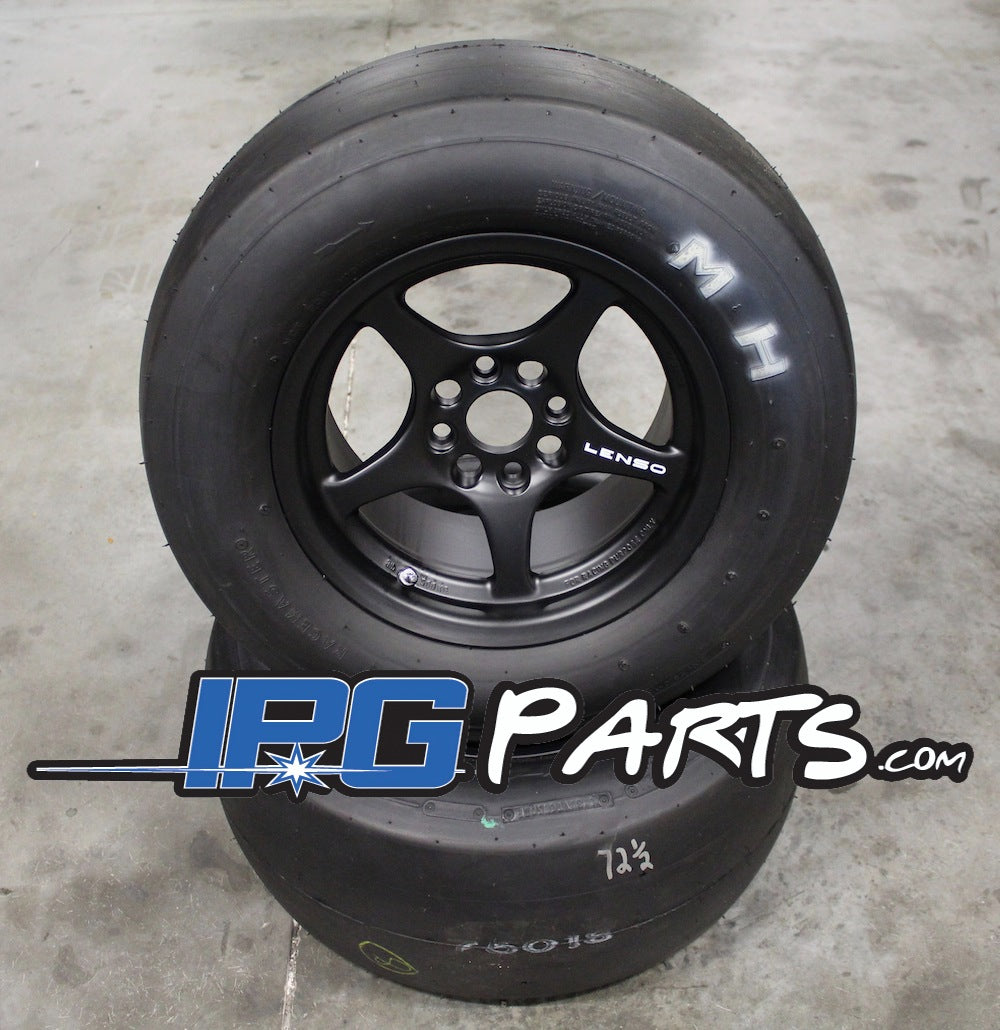 Drag Wheel and Tire Packages